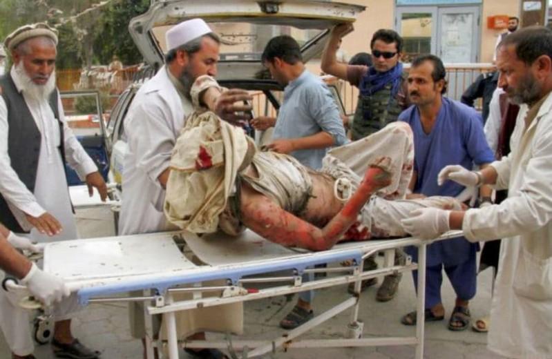Αφγανιστάν: Στους 62 οι νεκροί από την έκρηξη βόμβας σε τζαμί!
