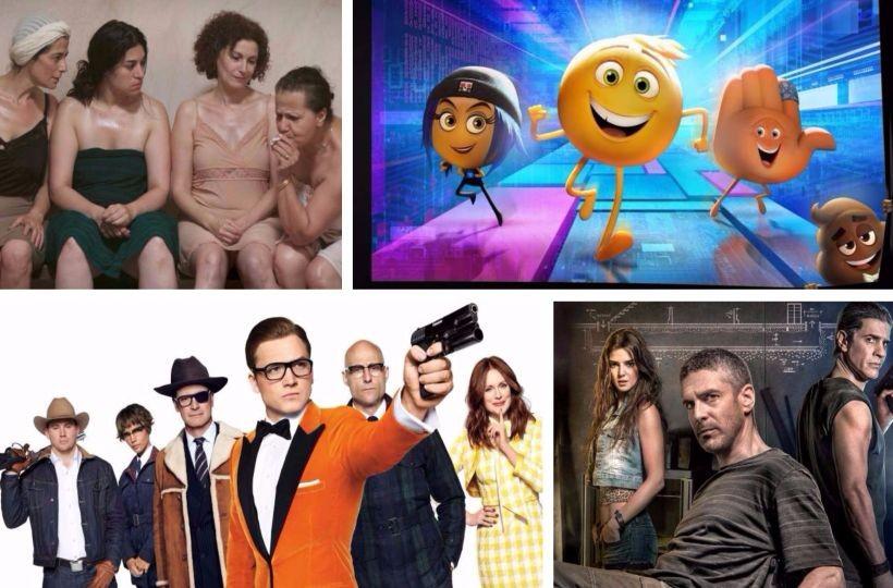 Η δράση επιστρέφει στους κινηματογράφους: Οι οκτώ νέες ταινίες της εβδομάδας (videos)
