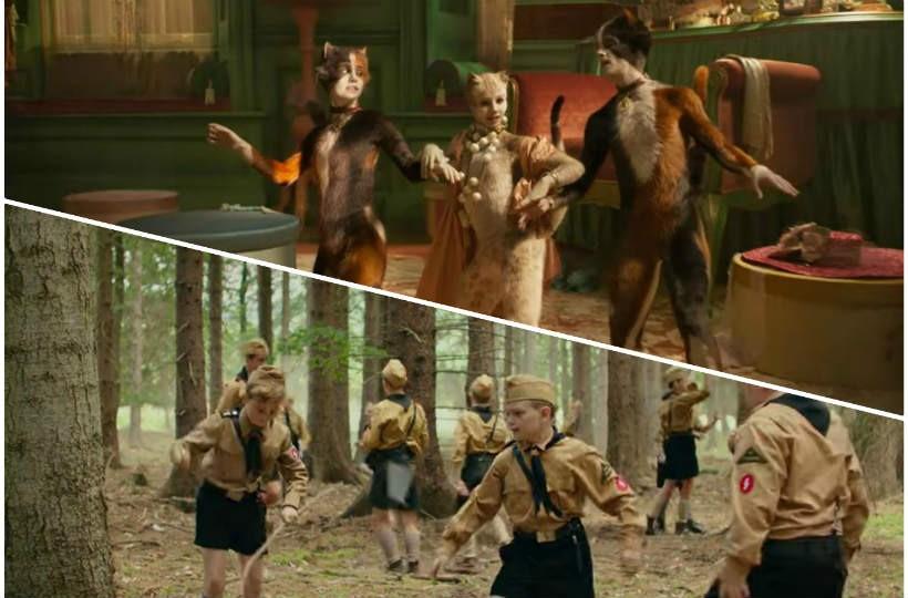 """Κωμωδία """"Τζότζο"""" και μιούζικαλ """"Cats"""" στις νέες ταινίες της εβδομάδας (23/01-30/01)!"""