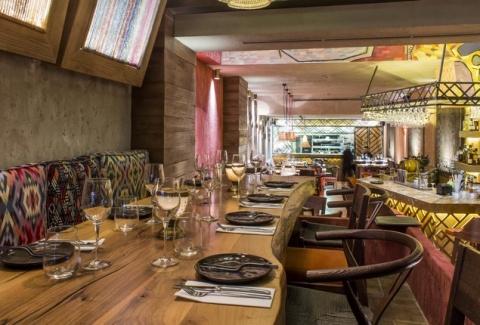 Εστιατόριο Nikkei στο Κολωνάκι / Φωτογραφία: Κώστας Καπαρελιώτης