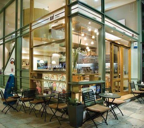 Taff coffe free Wi-Fi Athens