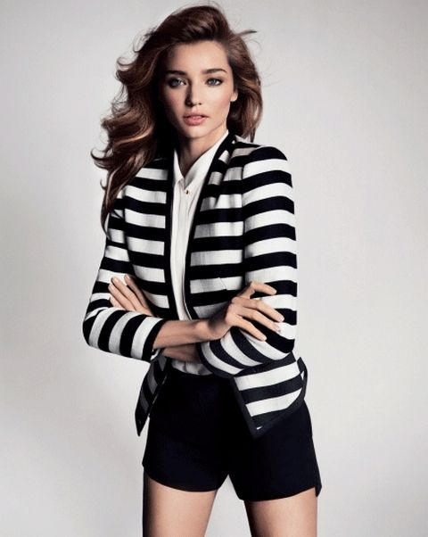 2adb077a1d13 Η Miranda Kerr... μας κάνει να αγαπήσουμε τα ρούχα Mango!!! (PHOTOS ...