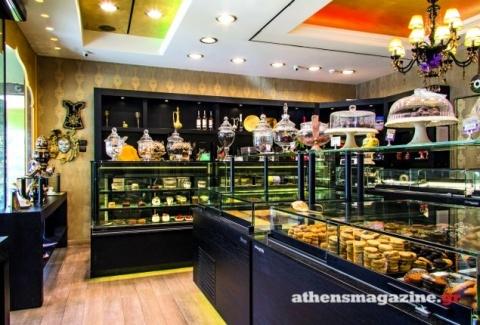 5+1 Μέρη για καταπληκτικά γλυκά σε κάθε γωνιά της Αθήνας!