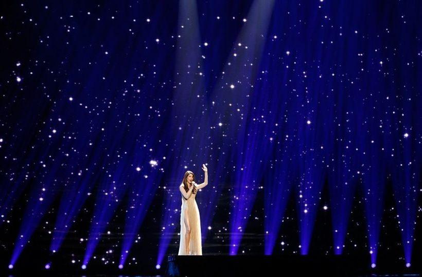 H φωτογραφία της ημέρας: Στον τελικό της Eurovision η Ελλάδα!