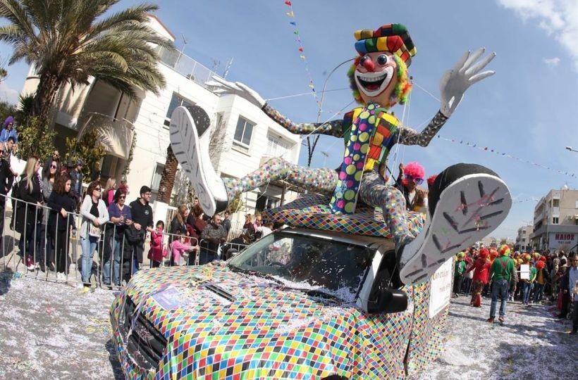 Η φωτογραφία της ημέρας: Καρναβάλι 2018!