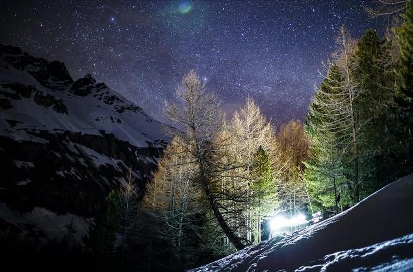 Η φωτογραφία της ημέρας: Υπέροχο στιγμιότυπο από βουνό στην Ελβετία!