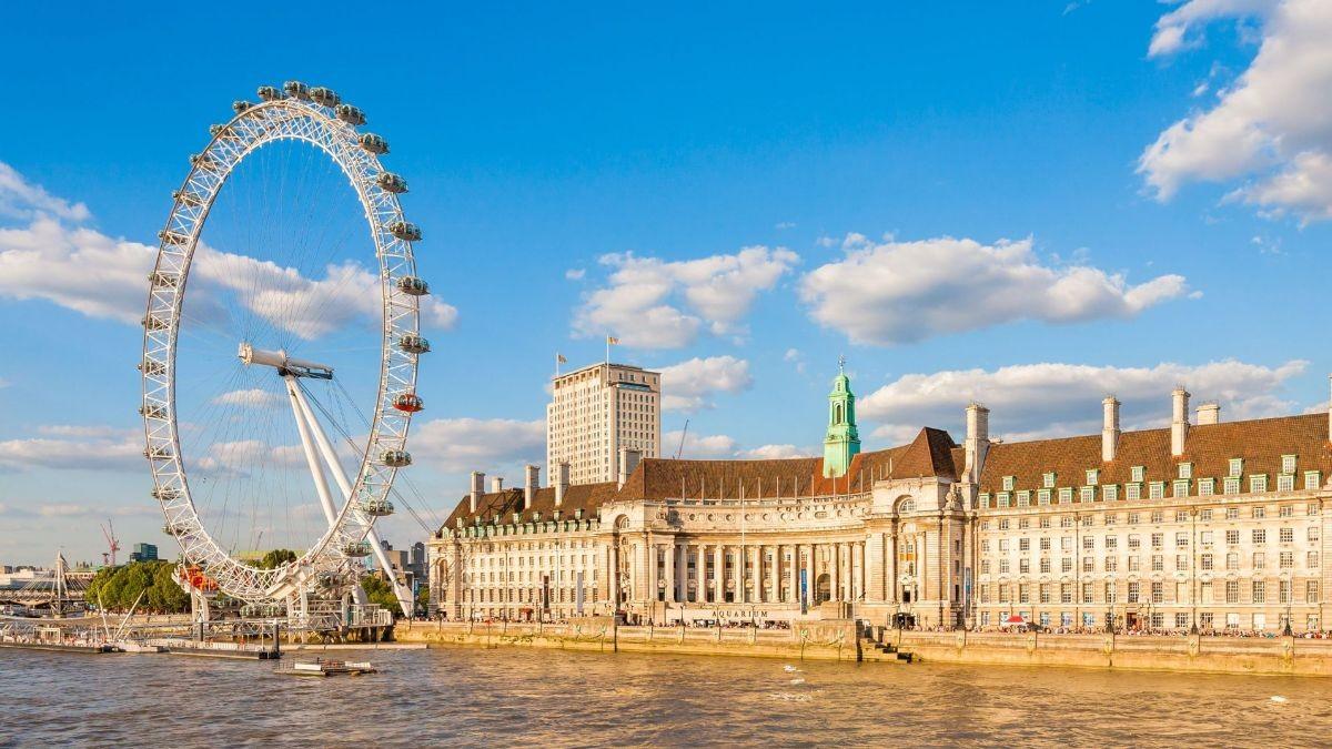 Η φωτογραφία της ημέρας: Το μάτι του Λονδίνου!