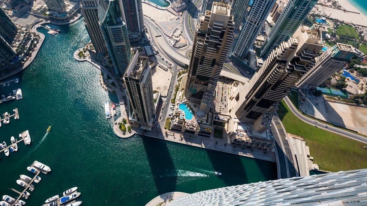 Η φωτογραφία της ημέρας: Στο μαγευτικό Ντουμπάι
