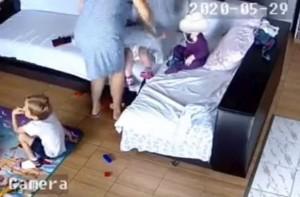 Φρίκη: 51χρονη δασκάλα έπνιξε μωράκι με μαξιλάρι (Video)