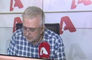 Δήμος Βερύκιος: Δάκρυσε on air στον Alpha - Η αποκάλυψη για την υγεία του Δημήτρη Κοντομηνά