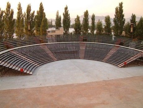 Theatrale: Θέατρο Βράχων