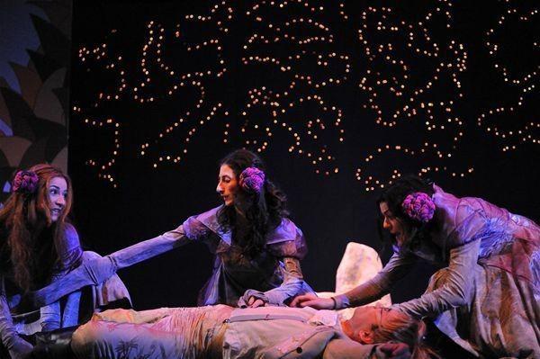 Ο Μαγικός Αυλός στο Θέατρο Ολύμπια
