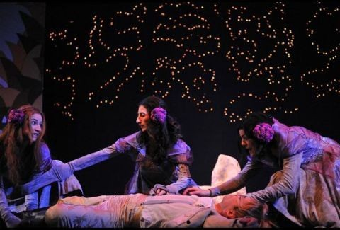 LAST DAY: Ο Μαγικός Αυλός στο Θέατρο Ολύμπια