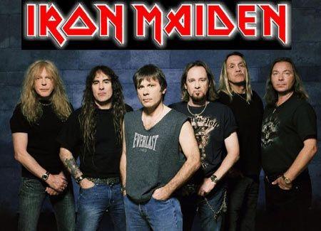 Στις 2 Μαρτίου ξεκινά η προπώληση για τους Ιron Maiden!