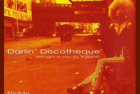 Darlin Discotheque party στο Higgs στις 18/2