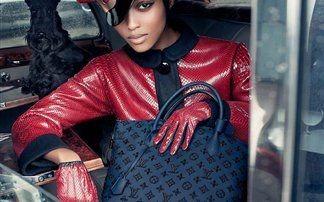 Μοντέλο μόλις 16 χρόνων στην καμπάνια της Luis Vuitton! (photos)