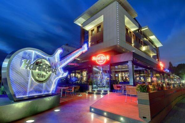 Οι καλοκαιρινές προτάσεις του Hard Rock Cafe!
