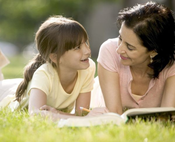 Διαβάζοντας παρέα με το παιδί
