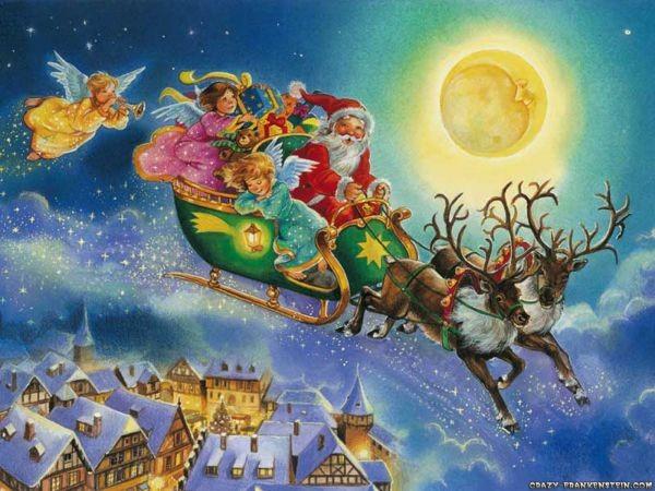 Τα πιο όμορφα χριστουγεννιάτικα παραμύθια