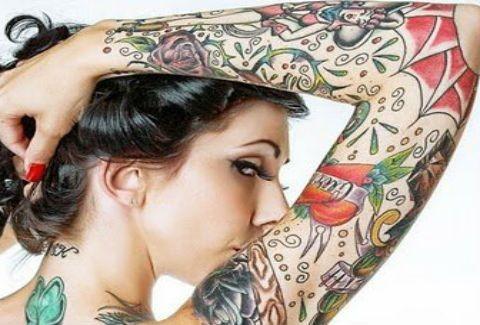 d6330dde124 Τατουάζ: Οι λόγοι για να μην το κάνεις καθόλου! - Stars & TV ...