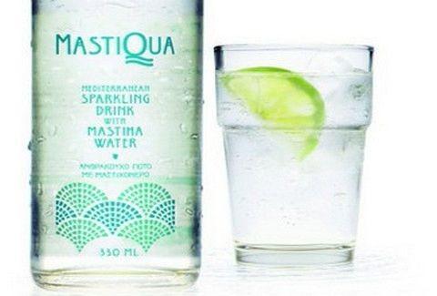 Mastiqua: Το νέο ανθρακούχο νερό με γεύση μαστίχα, μας αρέσει πολύ!
