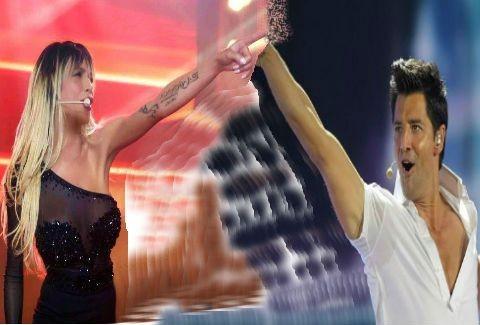 Συνεργασία-ΈΚΠΛΗΞΗ:Ρουβάς και Πάολα μαζί στη σκηνή!