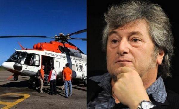 Vittorio Missoni: Θύμα απαγωγής ή θύμα συντριβής αεροπλάνου;;; Οι έρευνες συνεχίζονται!!!