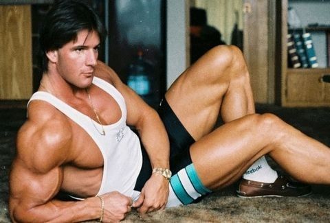 c80768c214 Σπύρος Μπουρνάζος  Ο θρυλικός bodybuilder των 80s
