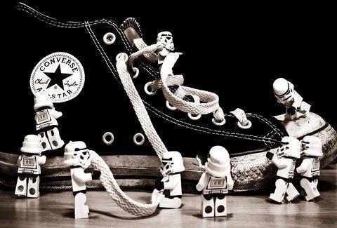 All Star... Wars! Tα πιο ευφάνταστα, περίεργα & ασυνήθιστα σχέδια για τα αγαπημένα