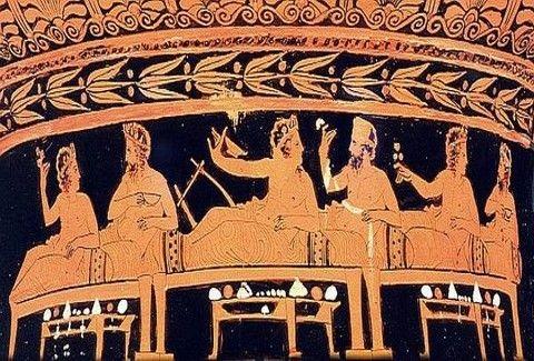 Αυτό ήταν το μενού των Αρχαίων Ελλήνων!!! Γεύσεις για όλα τα γούστα!!!