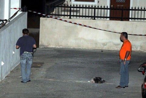 ΦΡΙΚΗ ΣΤΗ ΣΑΝΤΟΡΙΝΗ!!! Κυκλοφορούσε κρατώντας το κεφάλι της γυναίκας του!!! Το ανατριχιαστικό τέλος της δασκάλας και η καταδίωξη για τη σύλληψη του δολοφόνου!!! - Ειδήσεις - Athens magazine