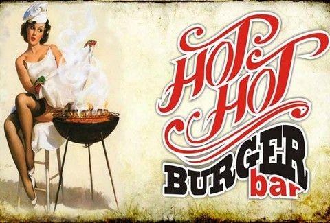 Ηot Hot: Λαχταριστά burgers μαζί με... δυνατό rock n' roll στην Καρύτση!