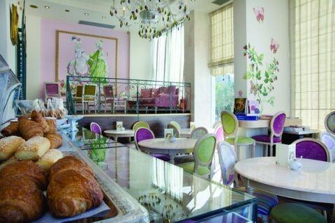 Les Jardins d' Adelaide: Μια φινετσάτη Γαλλίδα από... ζάχαρη στο Χαλάνδρι!