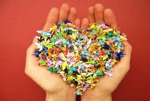 Origami για Ρεκόρ Γκίνες στην Αθήνα! Διαβάστε για την ξεχωριστή προσπάθεια της Μυρτώς Δημητρίου!