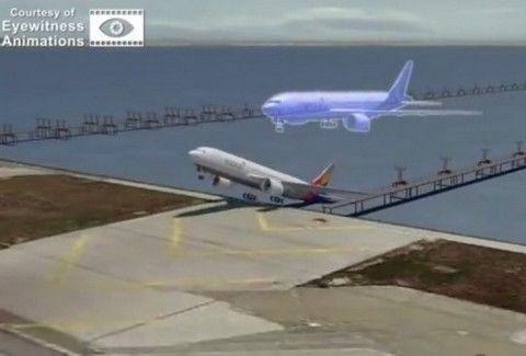 Νέο ΒΙΝΤΕΟ-ΣΟΚ από την αεροπορική τραγωδία στο Σαν Φρανσίσκο (VIDEO)