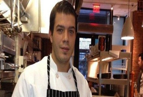 Xρήστος Μπισιώτης: Aυτός είναι ο Ελληνας σεφ του Λευκού Οίκου!  (PHOTOS)