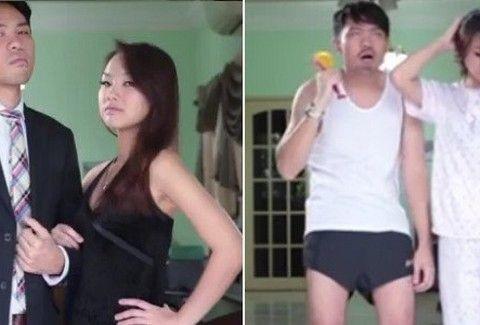 ΠΡΙΝ και ΜΕΤΑ το ΓΑΜΟ: Οι 11 διαφορές στην καθημερινότητα ενός ζευγαριού! (ΞΕΚΑΡΔΙΣΤΙΚΟ VIDEO)