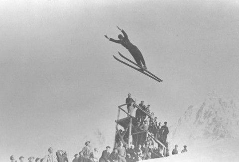 ΡΕΤΡΟ: Πώς ήταν οι πρώτοι Χειμερινοί Ολυμπιακοί Αγώνες;;; (PHOTOS)