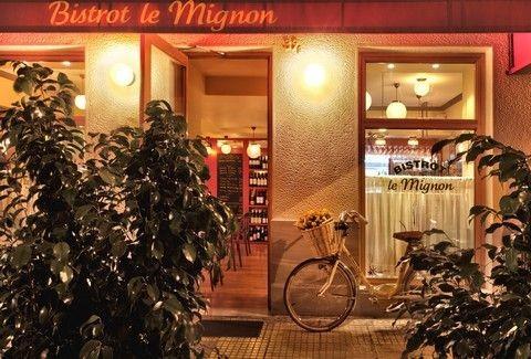 Bistrot le Mignon: Ένα αυθεντικό bistrot φέρνει... παριζιάνικο αέρα στο Κολωνάκι!