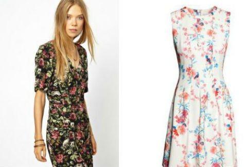 6c81cd3752a Βρήκαμε τα must have… FLORAL φορέματα της 'Ανοιξης! Διάλεξε ποιο σου ...