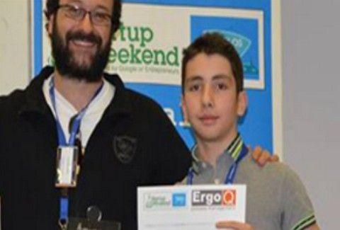 Επιχειρηματίας στα...16!!! - Ποιος είναι ο Έλληνας μαθητής και ποια η ΕΠΑΝΑΣΤΑΤΙΚΗ επιχειρηματική του πρόταση;;;
