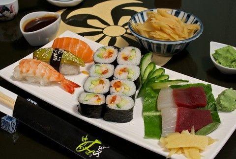 The Sushi Bar: Εκεί που ξέρουν από (πραγματικά καλό) σούσι!