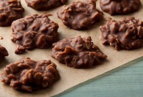 Τα πιο εύκολα και νόστιμα μπισκότα που δοκιμάσατε ποτέ!!! - Με κακάο και ΧΩΡΙΣ ψήσιμο!!!