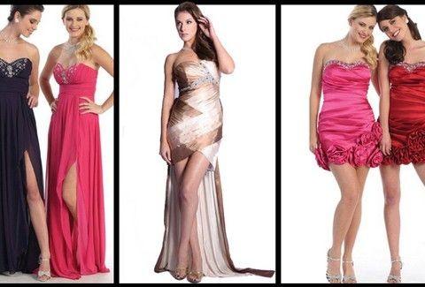 Βραδινά φορέματα  Τι να φορέσεις σύμφωνα με τον σωματότυπο σου για να . 5ff2e2e1450