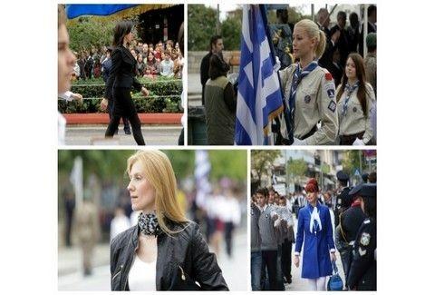 0ea7d1063a2 Έκλεψαν την παράσταση: Οι δασκάλες της παρέλασης που θα συζητιούνται μέχρι  την 25η Μαρτίου!