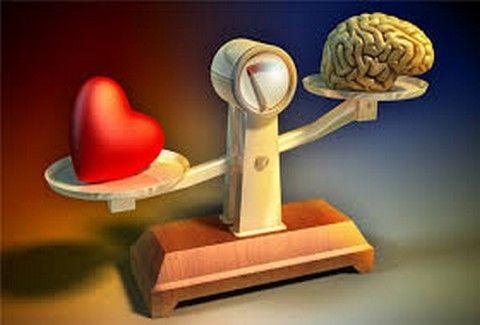 Συναίσθημα VS λογική: Ποιο είναι σημαντικότερο;;
