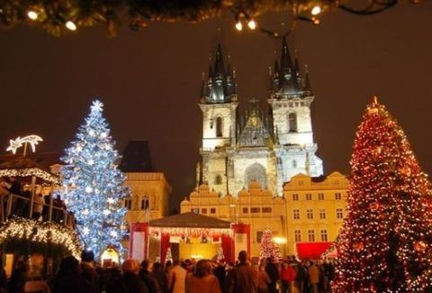 Χριστούγεννα σαν… παραμύθι σε 8 πόλεις του εξωτερικού!