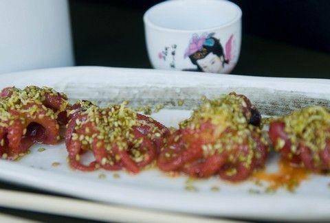 The Sushi bar: Εσύ ακόμη να δοκιμάσεις το  extra winter menu;;;