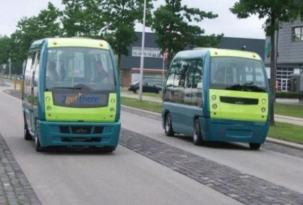 Έρχονται τα λεωφορεία χωρίς οδηγό στην Ελλάδα! Σε ποια επαρχιακή πόλη κάνουν... ντεμπούτο;