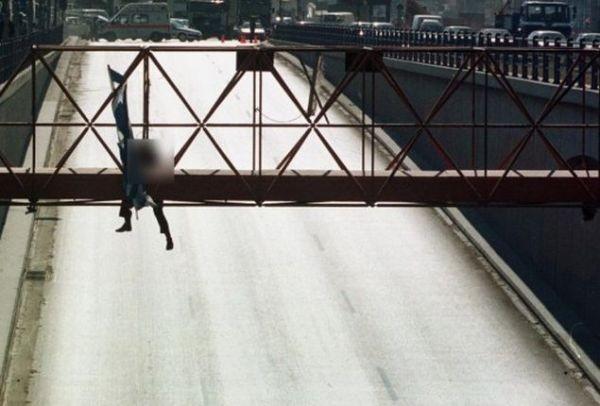 ΣΟΚ στην Αίγιο! Γυναίκα αυτοκτόνησε πέφτοντας από γέφυρα! Το σημείωμα που άφησε στον άνδρα της!